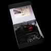 Stoffbezogene vintage XXL Box