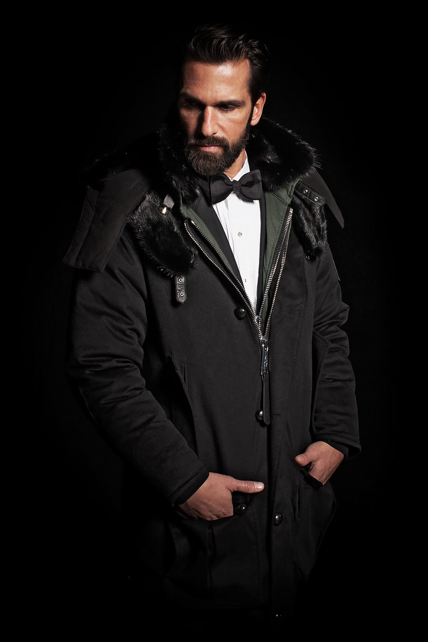 Suvretta Outdoor Parka