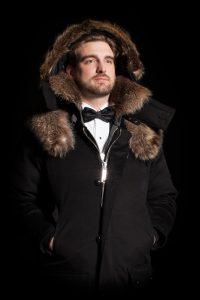 Cashmere Parka Raccoon