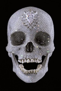 Diamond Skull Bentley