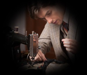Sewing And classic craftsmanship