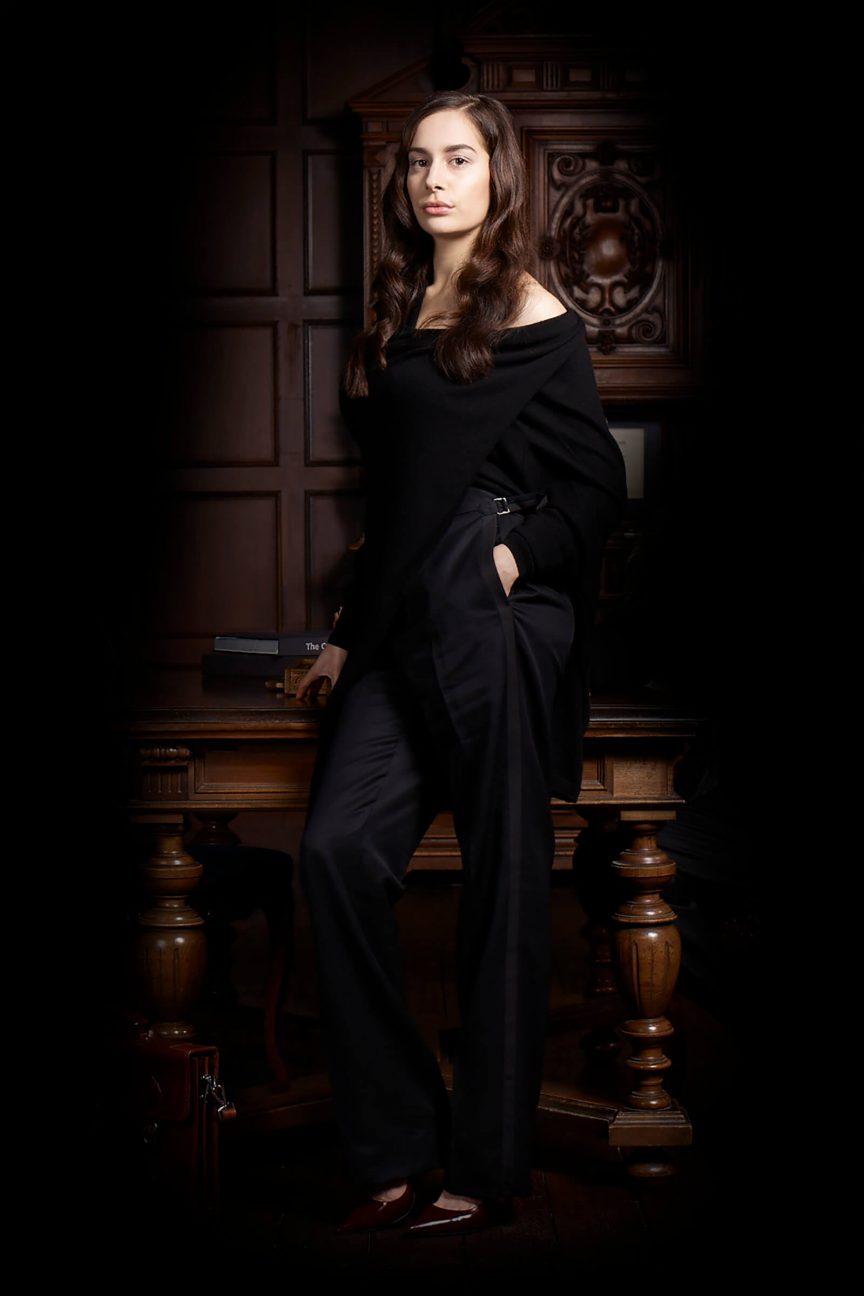 Damen Kaschmir Stola