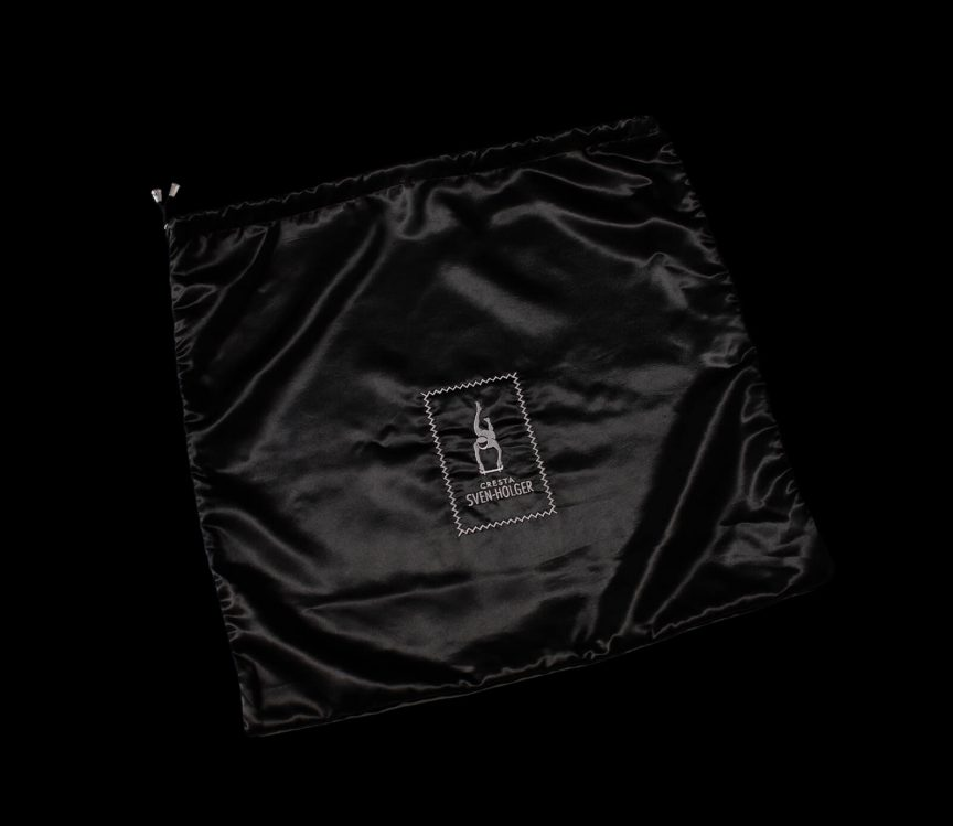 Satin Clothing Bag