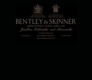 Bentley & Skinner Logo