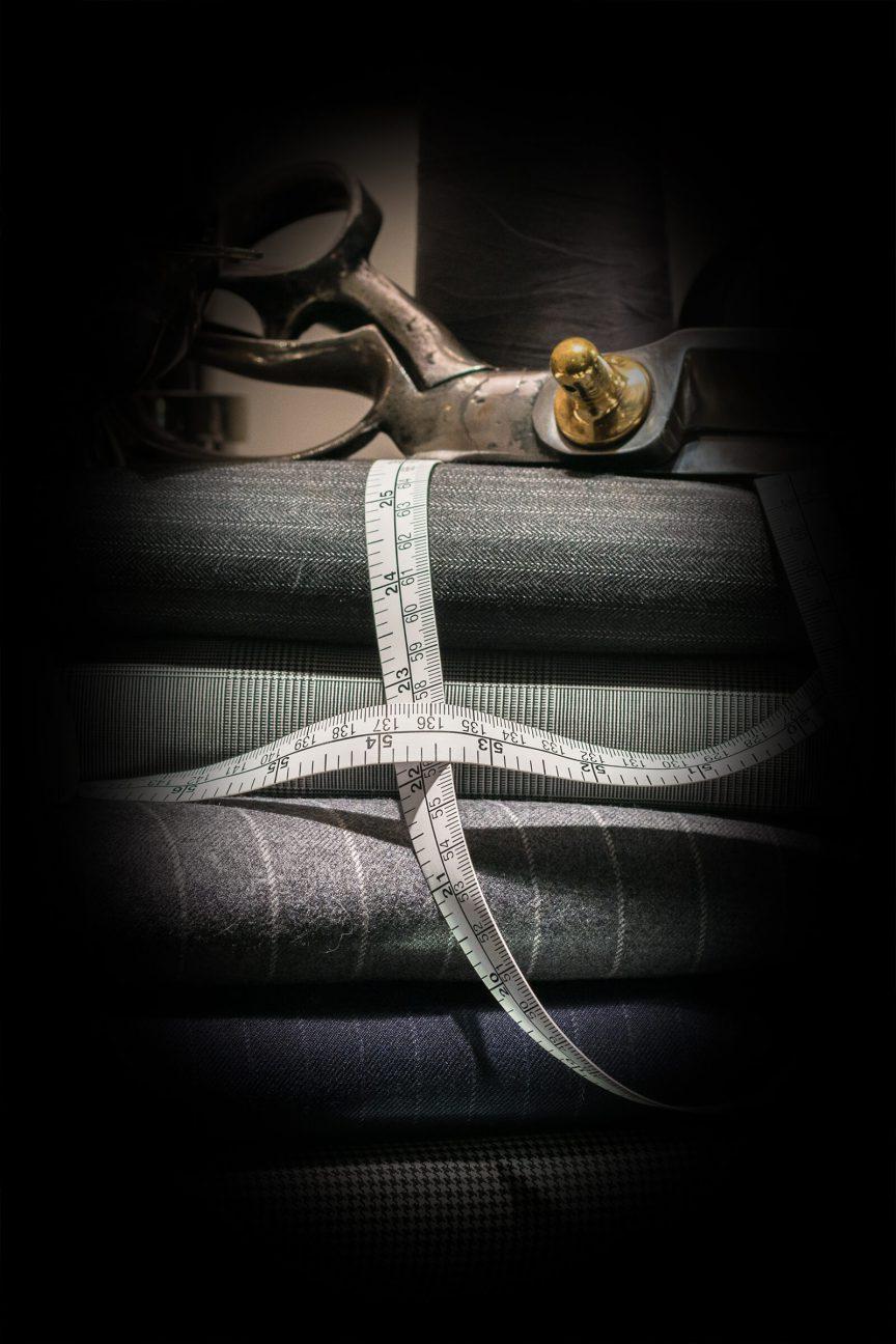 Individualisation Fabric Measurement