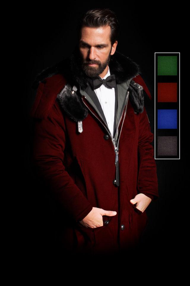 S-H Cashmere – Atélier Colour Selection – Customised