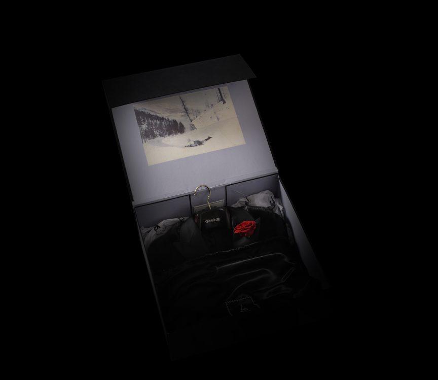 Linen Gift Box