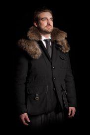Casual Jacket Raccoon