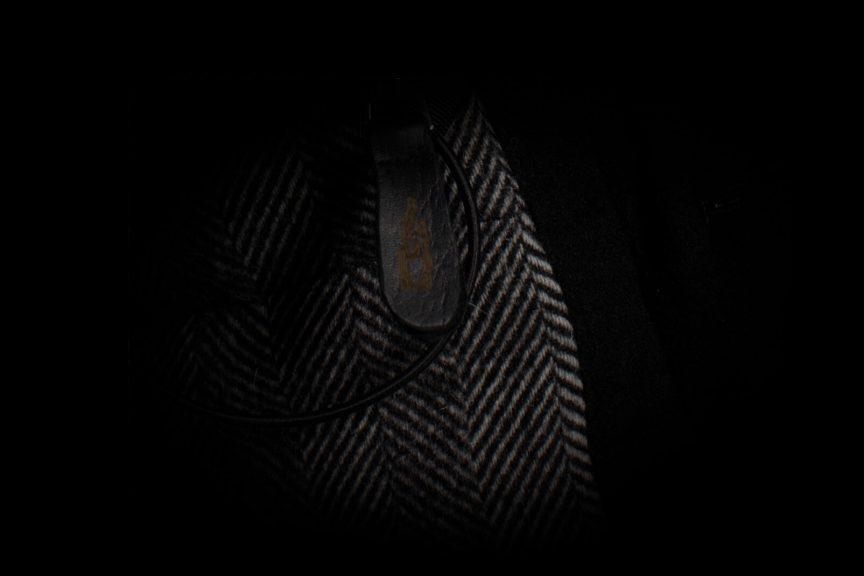 Kaschmir Herringbone Muster