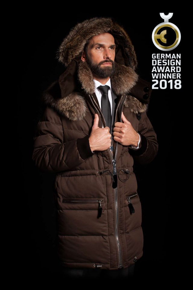 Suvretta Parka Limited Edition II with Fur Set Raccoon
