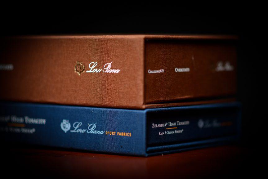 Stoffbücher Loro Piana