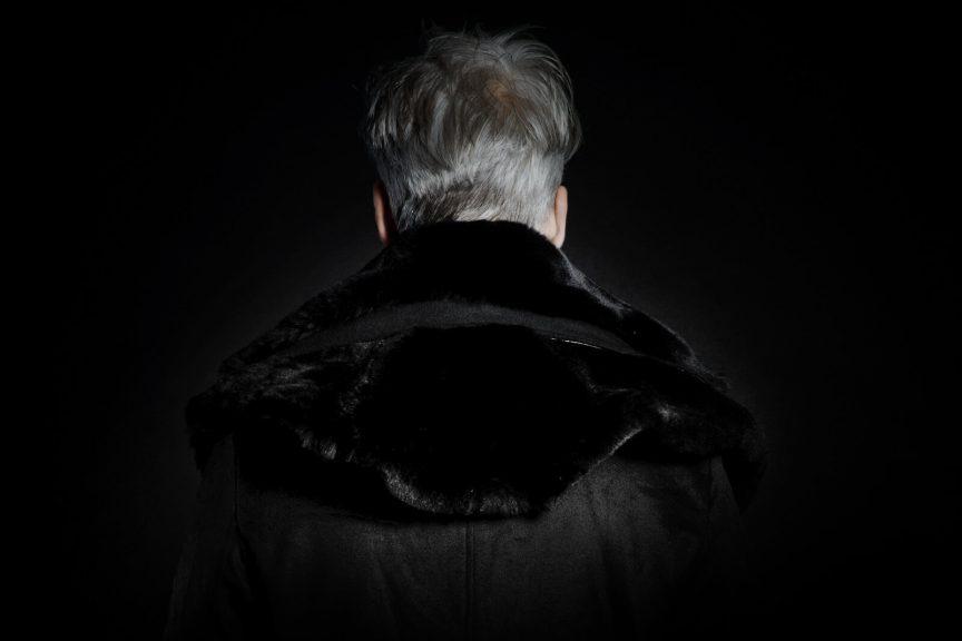 Casual Jacket Kaninchenpelz
