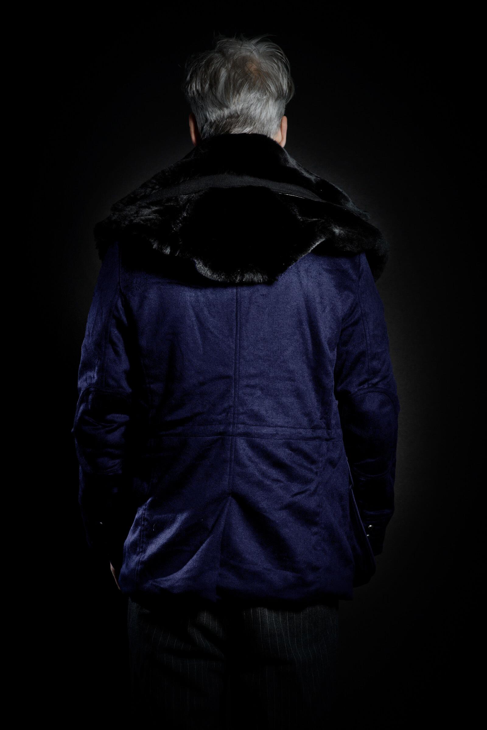 Blue-coloured Loro Piana Cashmere Jacket