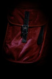 Casual Jacket red-coloured S-H Cashmere iPad Pocket