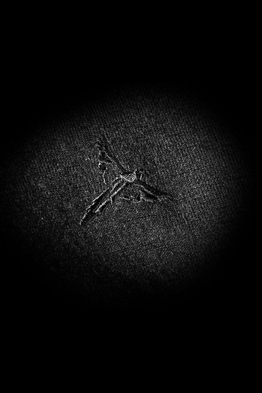 Bestickung Logo Macaw
