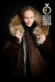 Suvretta Cashmere Parka LEII with Fur-Set Raccoon