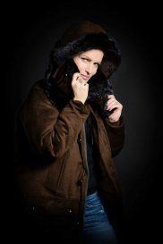 Suvretta Cashmere Parka LEII with Fur-Set Mink