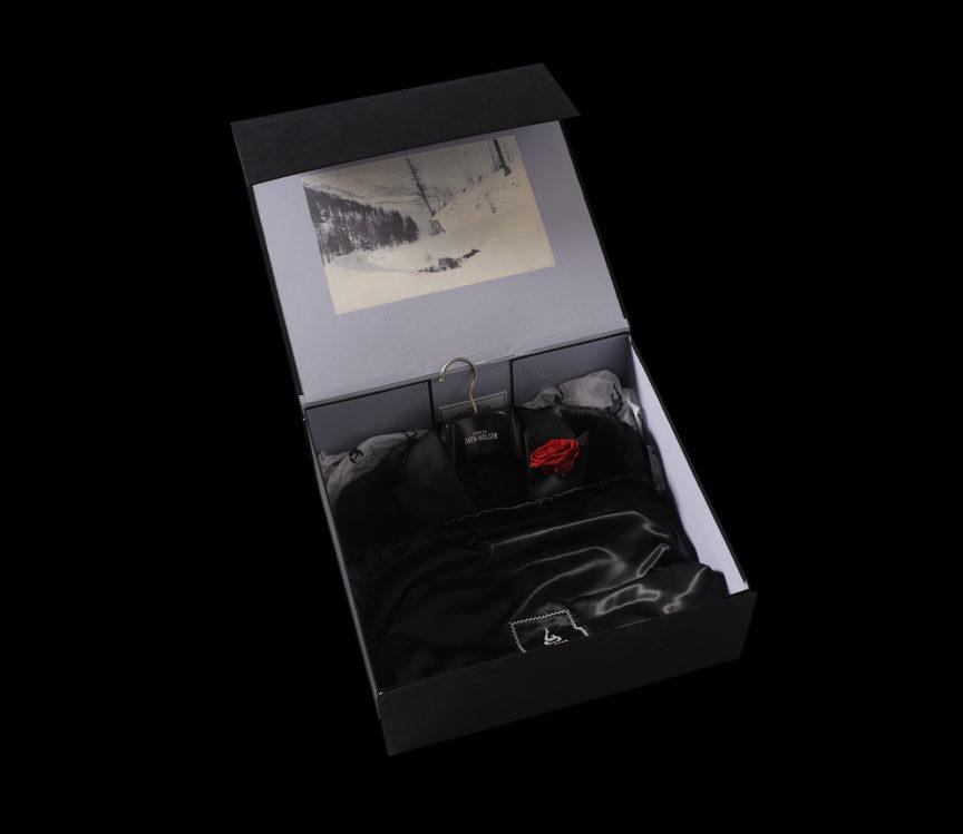 xxl vintage present box