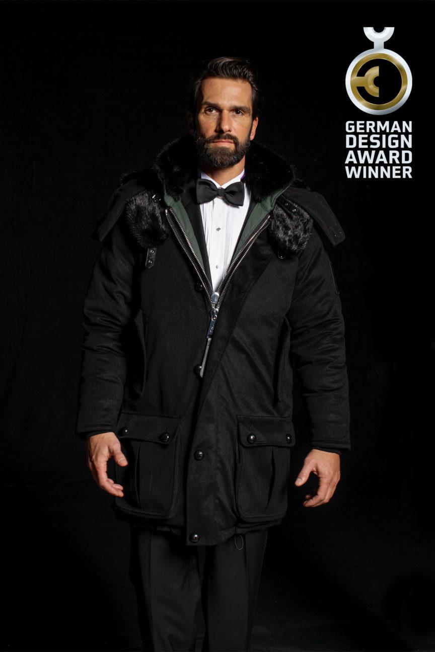 Kaschmir Outdoor Jacket Limited Edition I German Design Award Winner